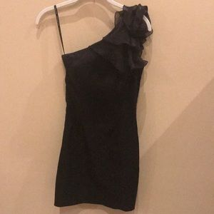 Jessica McClintock Formal Black Dress